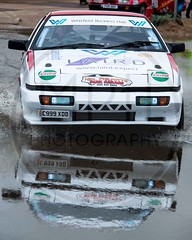 Neil Philpotts/Adam Philpotts - Mitsubishi Starion (MPH94) Tags: wallasey motor club accident advice solicitors loss insurance brokers new brighton promenade rally wirral september auto car cars sport motorsport race racing motorracing rallying canon 500d photography wet rain raining stage stages neil philpotts adam mitsubishi starion