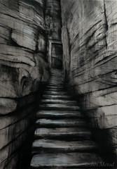 DSC_7454+web (jiri.metod) Tags: drawing charcoal conte chalk acryl mixedmedia paper