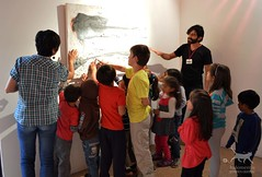 Primera temporada en la Alianza (Sociedad creativa Ludomentis) Tags: primera temporada alianza francesa quito talleres arte nios ludico creativo sensorial pedagogia
