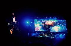 The Night Before (John J. Genna) Tags: paulmccartney thebeatles concert show live rocknroll rock yankeestadium thebronx newyorkcity nyc kodakportra160vc 160vc