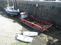 """""""Guernsey St Peter's Port"""" Guernsey (Bootnecks) Tags: guernseystpetersport guernsey landingcraft"""