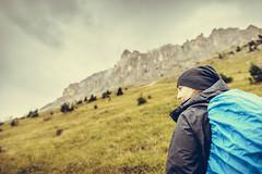 Explore! (Thomas Paal Photography) Tags: hiking wandern wanderlust bergsteigen regen rain fog urlaub holiday sdtirol italy italien latemar mountain berg climbing nikon d600 sigma art prime 24mm f14 explore photography girlfirend dolomites dolomiten