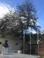 "Colonia del Sacramento: le joli drapeau uruguayen <a style=""margin-left:10px; font-size:0.8em;"" href=""http://www.flickr.com/photos/127723101@N04/29623910251/"" target=""_blank"">@flickr</a>"