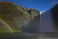 Skgafoss (Da DX) Tags: cascade gnd islande nd1000 skgafoss roadtrip voyage waterfall
