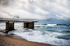 Colombo (Sb Mory) Tags: colombo srilanka ocean asia asie voyage travel ciel sky nuages vagues waves clouds nature landscape paysage nikon d700 2470