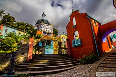Portmeirion2016.09.16-187 (Robert Mann MA Photography) Tags: portmeirion gwynedd northwales snowdoniamountainsandcoast villages village tourism touristattractions attractions penrhyndeudraeth 2016 autumn friday 16thseptember2016 theprisoner thevillage architecture building buildings seaside