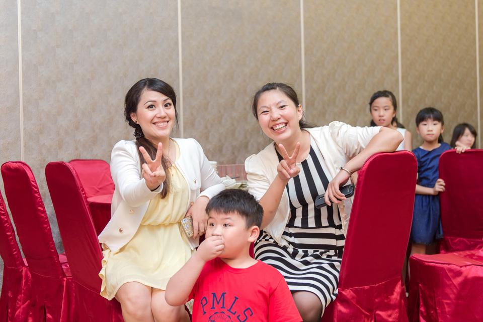 台南婚攝 情定婚宴城堡永康館 婚禮紀錄 C & V 144