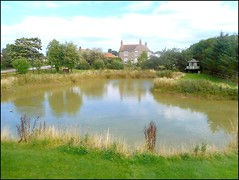 Holiday Village Lake ... (** Janets Photos **) Tags: uk eastyorkshire tunstall withernsea holderness holidayvillages lakes