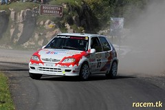 Sellaro-Azzolin (www.racem.tk) Tags: sellaro azzolin saxo citroen cavalletto crash incidente rally citt di bassano 2016 granezza