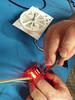 IMG_20160623_2203359 (mbells) Tags: 3dprint arduino drawbot kwartzlab makelangelo makerexpo lasercut make maker motor robot steppermotor