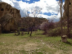 landscape (valerie C bayley) Tags: arid goreme rock formations unesco world heritage site cave houses