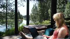 "Hannah's Oregon desk • <a style=""font-size:0.8em;"" href=""http://www.flickr.com/photos/87636534@N08/8156875450/"" target=""_blank"">View on Flickr</a>"