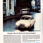 Ford Corsair advert