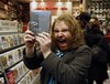 "Midnight opening of GameStop on Henry Street, Dublin as they are the first in Ireland to sell the launched Xbox 360 game ""Halo 4"". Pic. Robbie Reynolds/CPR"