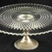 163. Duchin Sterling Base Cake Plate