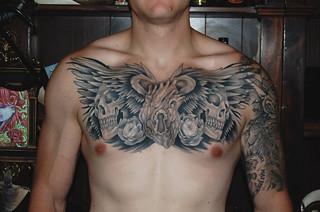 James Danger Harvey, Black and grey tattoowork, skin gallery Tattoo 5739 Auburn blvd sacramento ca 95841, (91) by James Danger Harvey
