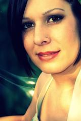 (Infinite Holly) Tags: selfportrait me bridesmaid antiqueroseemporium 2011 fudgewedding
