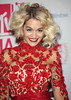 Brtish singer Rita Ora The MTV EMA's 2012 held at Festhalle - arrivals Frankfurt, Germany