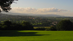 Caerleon and the Mountains (Dave Roberts3) Tags: bridge trees houses sky wales landscape town day village newport gwent coth supershot thegalaxy citrit 16x9widescreen coth5 sunrays5 pwpartlycloudy