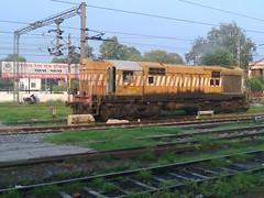 WDM2S 17296 [SSB] NR (Abhinav (The Ludhiana Edition)) Tags: city punjab nr ssb alco jrc jalandhar cantt juc wdm2 wdm2s shakurbasti