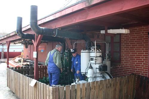 Diesel Engine Demonstration