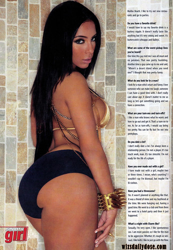 CHARM KILLING SMOOTH GIRL LATINA EDITION PICTURES