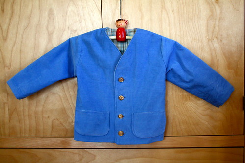 Peter Rabbit Out On The Town Jacket