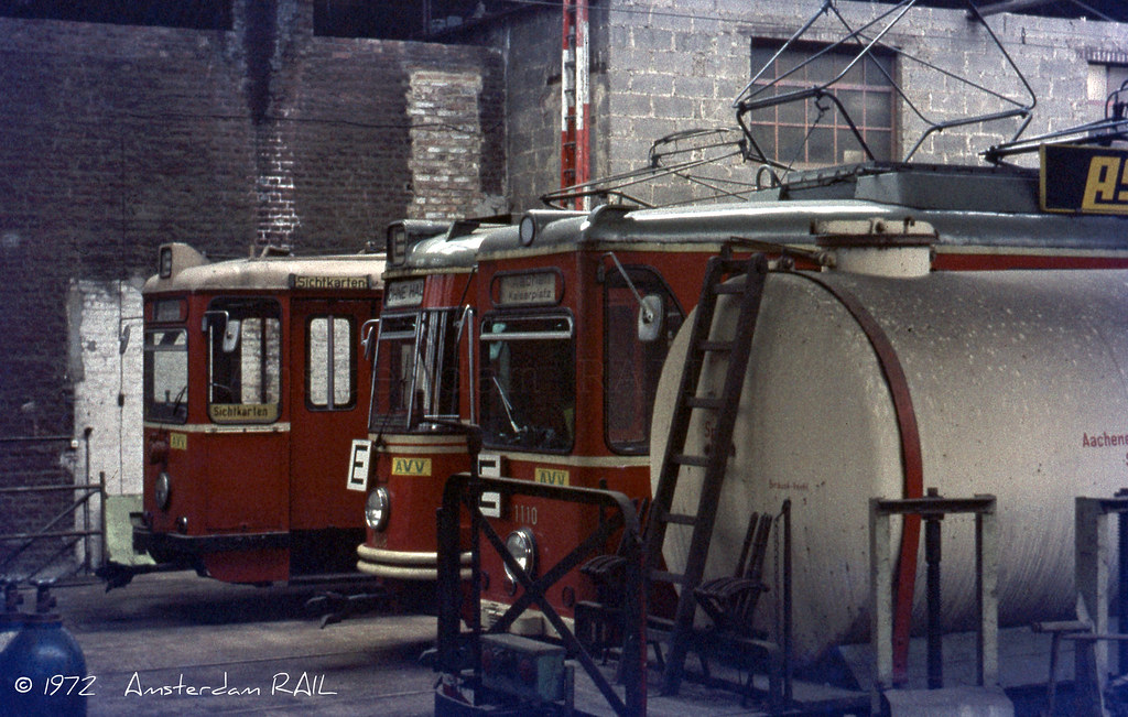 The world 39 s best photos of aseag and streetcar flickr for Depot aachen