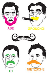 movember-320x480-iphone (thesenioritis) Tags: wallpaper movember mustache martinlutherking abelincoln teddyroosevelt edgarallanpoe grouchomarx friedrichnietzsche hermanmelville