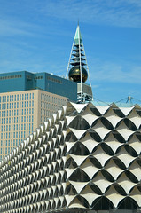 Construction boom in Saudi Arabia - (SAUD ALRSHIAD 2 سعود الرشيد) Tags: sky cloud composition photography nikon line saudi arabia riyadh landscap ksa saud saudia riydh المملكة نيكون سعود flickraward arabin d7000 الرشيد nikonflickraward nikond7000 alrshiad سعودالرشيد