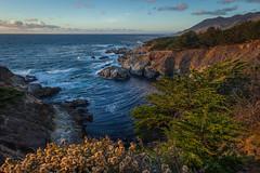 Big Sur 7489 (PKMousie) Tags: ocean california ca red orange green water rock canon eos rocks bigsur 5dmarkii 5dii