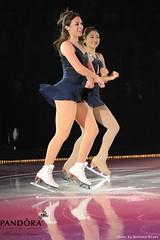 Kimmie Meissner and Mirai Nagasu