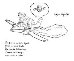 Urso Bipolar (Mateus F. Abreu) Tags: bear plane urso bipolar hidrocor