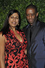 Lolita Chakrabarti; Adrian Lester, London Evening Standard Theatre Awards held at The Savoy London