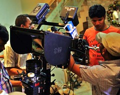 Bullet Rig & Epic cameras 3 (3D FILM FACTORY - 3D Rigs & Production) Tags: redcamera 3dproduction redepic 3drig 3dcamerarig epiccamera