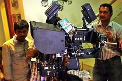 Bullet Rig & Epic cameras 2 (3D FILM FACTORY - 3D Rigs & Production) Tags: redcamera 3dproduction redepic 3drig 3dcamerarig epiccamera