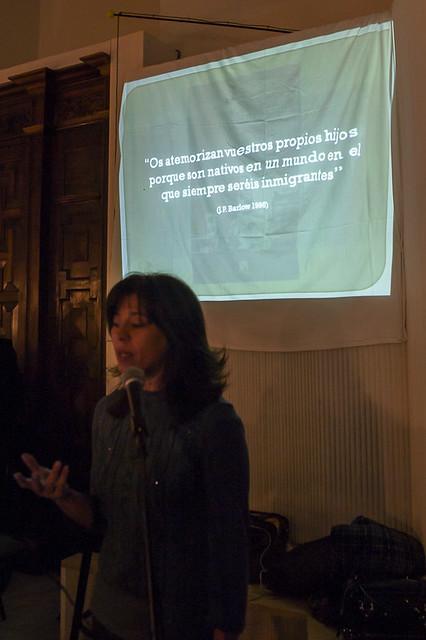 "Presentación del libro 'Ciberactivismo', de Mario Tascón y Yolanda Quintana • <a style=""font-size:0.8em;"" href=""http://www.flickr.com/photos/32810496@N04/8226836114/"" target=""_blank"">View on Flickr</a>"