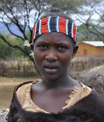 Tesemay Tribe, Ethiopia (Rod Waddington) Tags: africa woman traditional tribal omovalley ethiopia tribe ethiopian jinka tesemay