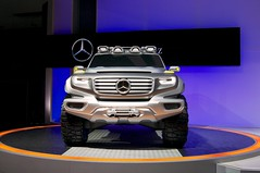 Mercedes Benz Ener-G-Force (stevelyon) Tags: auto show cars los angeles models concept 2012 2014 2013 laas