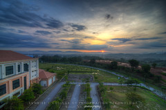 Sunrise | College Of Information Technology, UNITEN (Mohamad Zaidi Photography) Tags: building sunrise superb malaysia putrajaya hdr coit kajang bangi ict uniten bestmoment universititenaganasional tokina1116 nikond7000 mohamadzaidiphotography informationtechnologycollege
