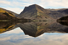 DSC_0261 Buttermere (wilkie,j ( says NO to badger cull :() Tags: mountains water clouds reflections landscape countryside nikon scenery lakes lakedistrict scenic cumbria pike nationalparks nationaltrust nationalgeographic buttermere scenicwater fleetwith sceniclandscape