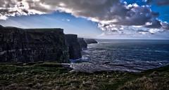 Atlantic's Edge (jp3g) Tags: ocean ireland clare wind cliffs atlantic panasonic cliffsofmoher g3 hdr