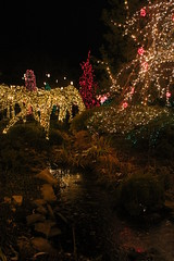 Christmas Lights at Peddler's Village (Tom Ipri) Tags: christmas peddlersvillage