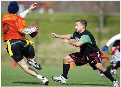 Photo - Adult Flag Football League