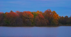 Autumn at Tinicum (Steve Kacir) Tags: sunset landscape pennsylvania pa scape nationalwildliferefuge tinicum johnheinznwr philadelphiacounty