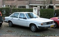 Audi 5000 S automatic 1984 (XBXG) Tags: auto old classic netherlands car vintage germany deutschland automobile nederland s voiture german 1984 automatic 5000 audi paysbas voorburg deutsch ancienne audi5000 allemande lg20by