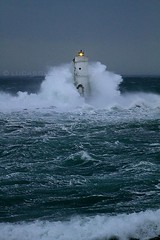 mangiabarche (wild friday) Tags: sardegna winter sea costa lighthouse storm nature water faro coast twilight tramonto sardinia natura luce solitario buio tempesta canon7d sgualdini