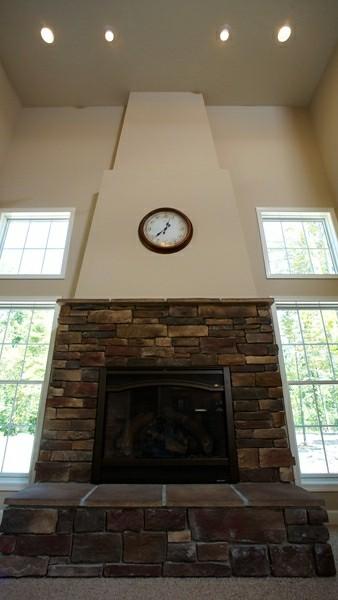 Saratoga Fireplace