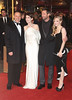 Russell Crowe, Anne Hathaway, Amanda Seyfried Hugh Jackman Les Miserables World Premiere held at the Odeon & Empire Leicester Square - London