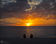 Holmes Beach Sunset (Dennis Cluth) Tags: sunset beach nikon florida holmes d800